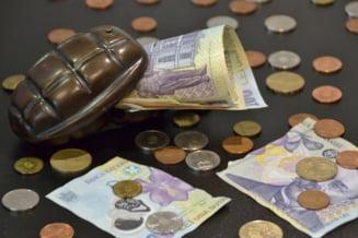 Avertisment cu privire la ROBOR: Gradul de indatorare pentru debitorii cu venituri reduse ajunge la 80%