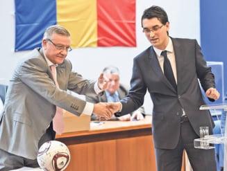 Avertisment pentru Burleanu: Mircea Sandu lucreaza pe la spate