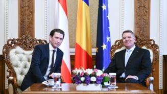 Avertismentul cancelarului Austriei pentru Guvern: Companiile ar putea sa-si stranga lucrurile si sa plece