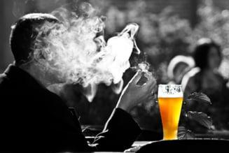 """Avertismentul unui fumător, după 35 de ani de luptă cu viciul: """"Un infarct m-a pus în fața faptului împlinit"""""""