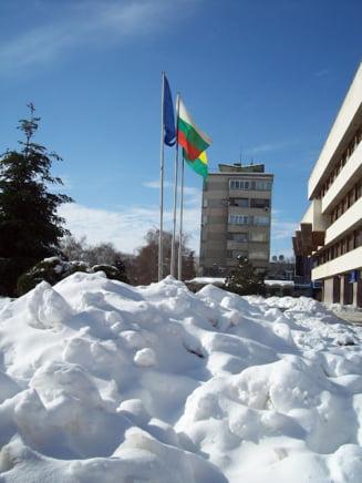 Avertizare de calatorie in Bulgaria - tara este acoperita de zapada