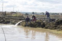 Avertizare hidrologica/ Cod portocaliu de inundatii in judetul Galati