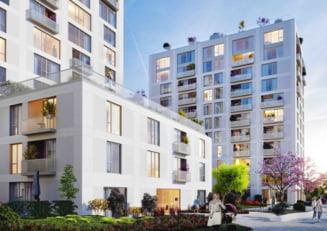 Aviatiei Park, un nou proiect rezidential situat in Nordul Capitalei, dezvoltat de Forte Partners