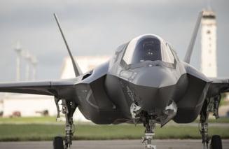 Avioanale de ultima generatie F-35, tinute la sol de o furtuna. Problemele tehnice ale aeronavei de 100 de milioane de dolari