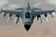 Avioane F-16 ale Turciei au intrat in spatiul aerian al Greciei, in timpul unei intrevederi la Atena intre reprezentanti ai celor doua tari