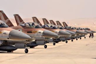 Avioanele Israelului au lansat rachete langa Damasc. Assad a denuntat un atac comis de forte ostile