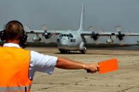 Avioanele americane au ajuns la Constanta