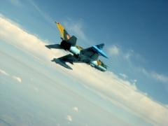Avion MIG prabusit la Constanta: Pilotul nu isi poate misca picioarele, riscul de paralizie e mare
