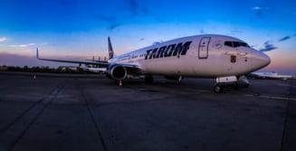 Avion TAROM cu romani, blocat la Amsterdam: Unii pasageri au fost uitati la hotelul de langa aeroport
