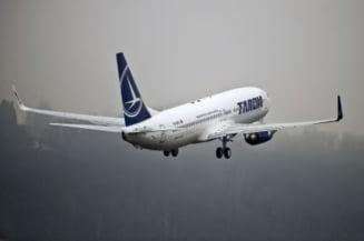 Avion TAROM intors imediat dupa decolare, pe Otopeni