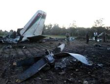 Avion militar cu medici si pacienti la bord, prabusit: Toti pasagerii au murit