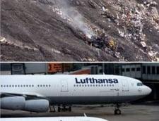 Avion prabusit deliberat in Franta: O mama si bebelusul de 7 luni s-au urcat in aeronava mortii in ultima clipa