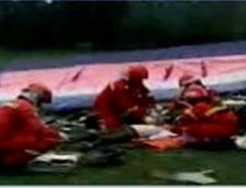Avion prabusit in Maramures: Pilotul a decedat