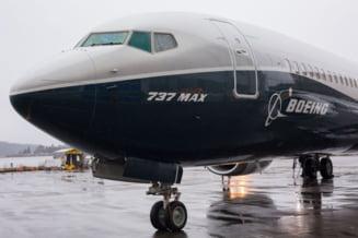 Avionul Boeing 737 MAX, declarat sigur pentru zbor de Agentia Europeana de Siguranta a Aviatiei