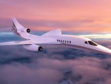 Avionul SF planuit sa apara pe piata, in curand: Zbor Londra - New York in doar o ora VIDEO