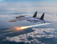 Avionul Su-30 care s-a prabusit in Rusia ar fi fost doborat accidental de un Su-35