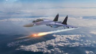 Avionul Su-30 care s-a prabusit in Rusia ar fi fost doborat accidental de un Su-35