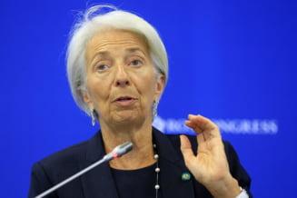 Avionul directorului FMI, Christine Lagarde, a aterizat de urgenta in Argentina