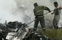 Avionul doborat in estul Ucrainei: Imagini nemaivazute, de la cateva minute dupa tragedie (Foto/Video)