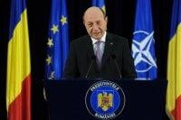 Avionul in care se afla Traian Basescu, aterizare de urgenta la Sibiu