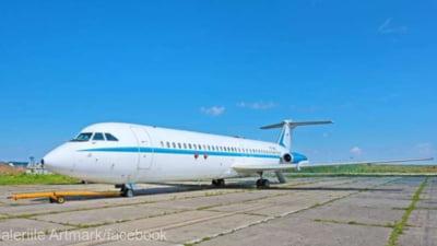 Avionul lui Nicolae Ceauşescu, adjudecat la licitaţie în Bucureşti, a fost donat Muzeului Aviaţiei