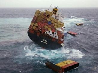 Avionul prabusit si misterele Oceanului Indian