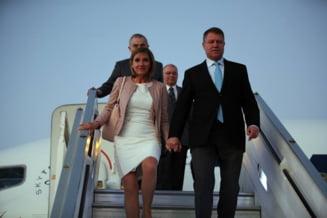"""Avionul prezidential nu a fost """"prins"""" in rectificarea bugetara (Video)"""