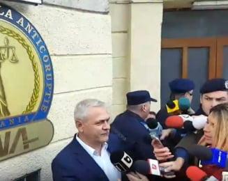 Avocat: Procurorii au gasit la Tel Drum un biletel roz cu CNP-ul lui Dragnea