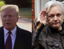 Avocat: Trump i-a oferit gratierea lui Assange cu conditia sa ii dezvaluie sursa piratarii emailurilor democratilor