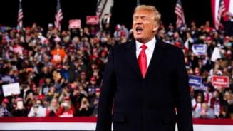 Avocatii lui Trump sustin ca nu este nimic gresit in discursul fostului presedinte rostit inaintea asaltului asupra Capitoliului