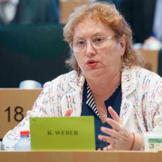 """Avocatul Poporului, Renate Weber: """"Au murit bebelusi, pur si simplu pentru ca au fost plimbati printre spitale, pe teste COVID care nu se faceau"""""""