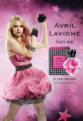 Avril Lavigne lanseaza o linie de haine pentru copii si un parfum