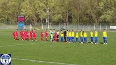 Axiopolis Cernavoda a invins la scor Agricola Borcea. Meci cu opt goluri!
