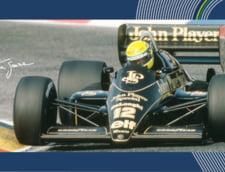 Ayrton Senna, cel mai rapid pilot din istoria Formulei 1