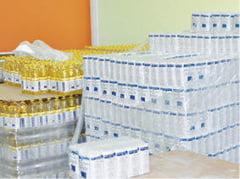 Azi, la Ploiesti, incepe distribuirea alimentelor UE