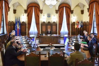 Azi are loc un nou CSAT, convocat special pentru adoptarea Planului de inzestrare a Armatei