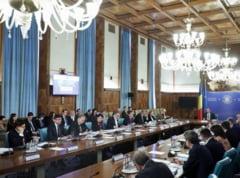 Azi incep audierile ministrilor propusi in Guvernul Orban II