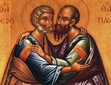 Azi incepe postul Sfintilor Petru si Pavel