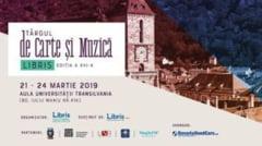 Azi isi deschide portile Targul de Carte si Muzica Libris Brasov 2019