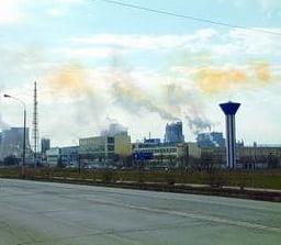 Azomures, amendat cu 80.000 de lei, dupa trei zile de poluare cu amoniac