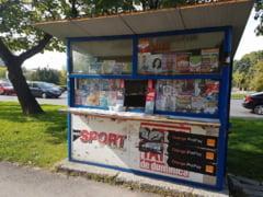 BATAIE DE JOC - Pensionarilor baimareni li se iau chioscurile de ziare
