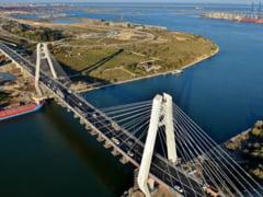 BATAIE DE JOC cu cele doua poduri de la Agigea! Acelasi constructor, BANI CU NEMILUITA, TRAFIC RESTRICTIONAT!