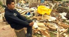 BBC, reportaj cutremurator intr-o tabara de rromi - Traiesc ca in Evul Mediu