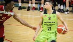 BC Athletic, revenire spectaculoasa in duelul cu CSM Sighetu Marmatiei