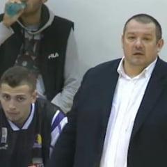 BC Timisoara, duel cu Clujul, la a treia reprezentatie