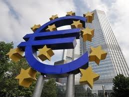 "BCE: Zona euro, ""mai echilibrata"" decat SUA"
