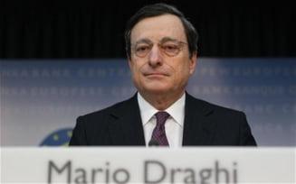 BCE lasa neschimbata dobanda cheie, de teama Greciei