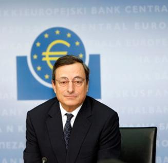 BCE mentine dobanda cheie la un minim istoric
