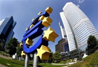 BCE mentine dobanda de politica monetara la 1 la suta