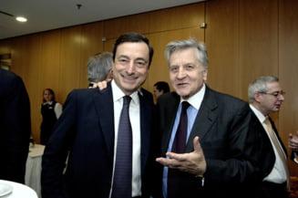BCE reduce rata dobanzii de politica monetara, pe fondul crizei din Grecia